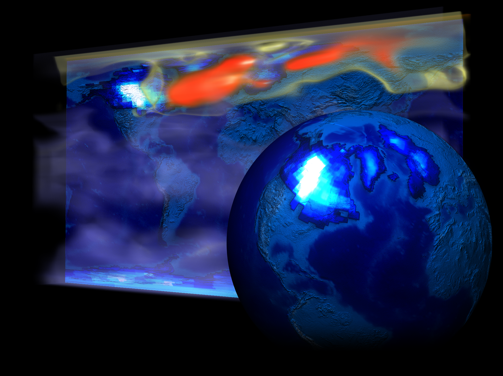 New cause for past global warming revealed by massive modeling project